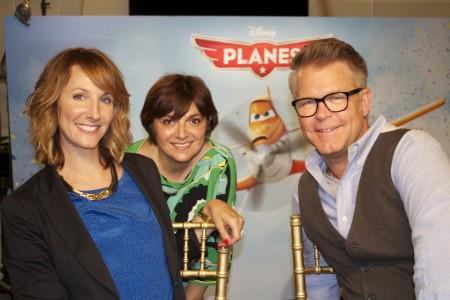 Disney Planes film makers