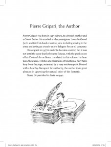 The Good Little Devil and Other Tales by Pierre Gripari