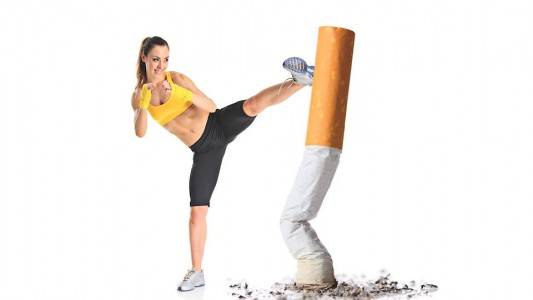 health Big Health Pledge - Quit Smoking
