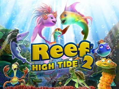 movie REEF2 Master Quad Poster