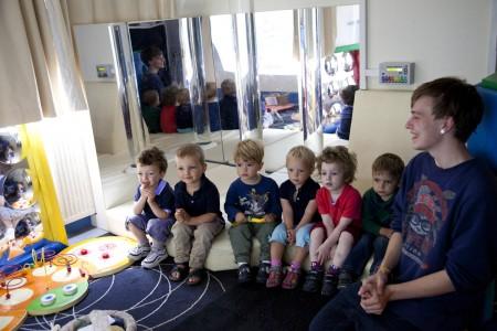 London Men in Childcare Network Connor Bathgate, Deputy Manager, LEYF Carlton Hill Community Nursery 1