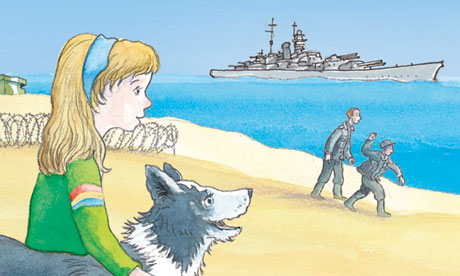 Little-Manfred-by-Michael morpurgo book
