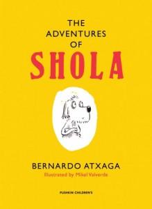 Shola dog book