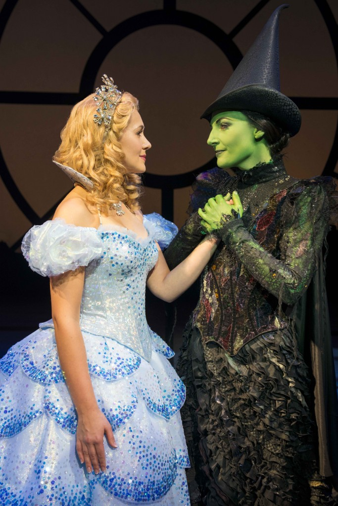 Wicked friends musical