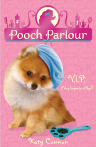 Best Children's Dog Books dog pooch parlour VIP cover