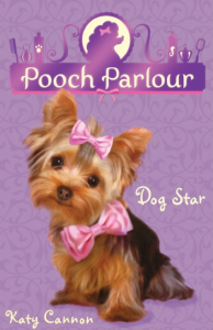 Best Children's Dog Books pooch parlour Dog Star cover