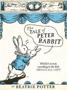 peter rabbit shakespeare edition book