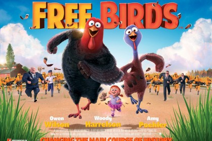 Free Birds Poster competition london mums magazine