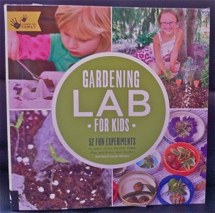 gardening lab for kids book london mums magazine Spring activities with kids