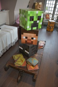 Minecraft pic for London Mums blog DSC_0685