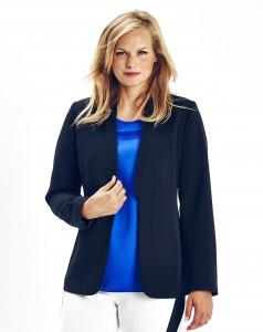 PG10-11 Marisota cobalt & jacket Colour ok Fashion tips for Summer 2014