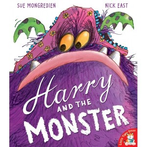 book harry and the monster cover