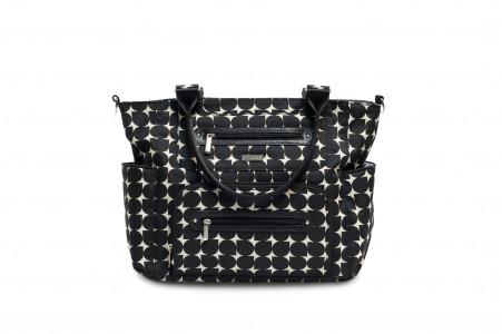 jjcole clutch fashion bag silver clack jmcsd_H_InUse