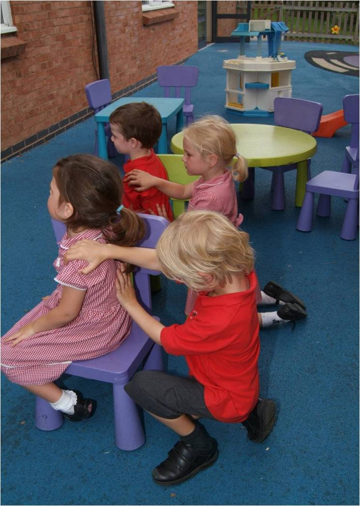 massage in schools Picture 16ReceptionMixedButterfly