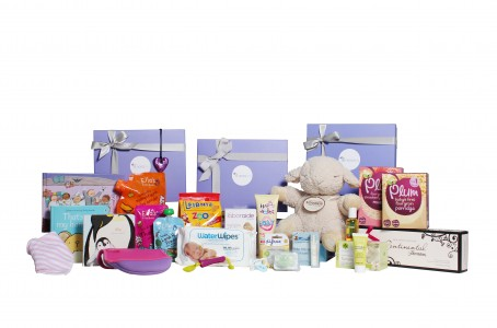 nonabox goodie bag for new mums abril 2014