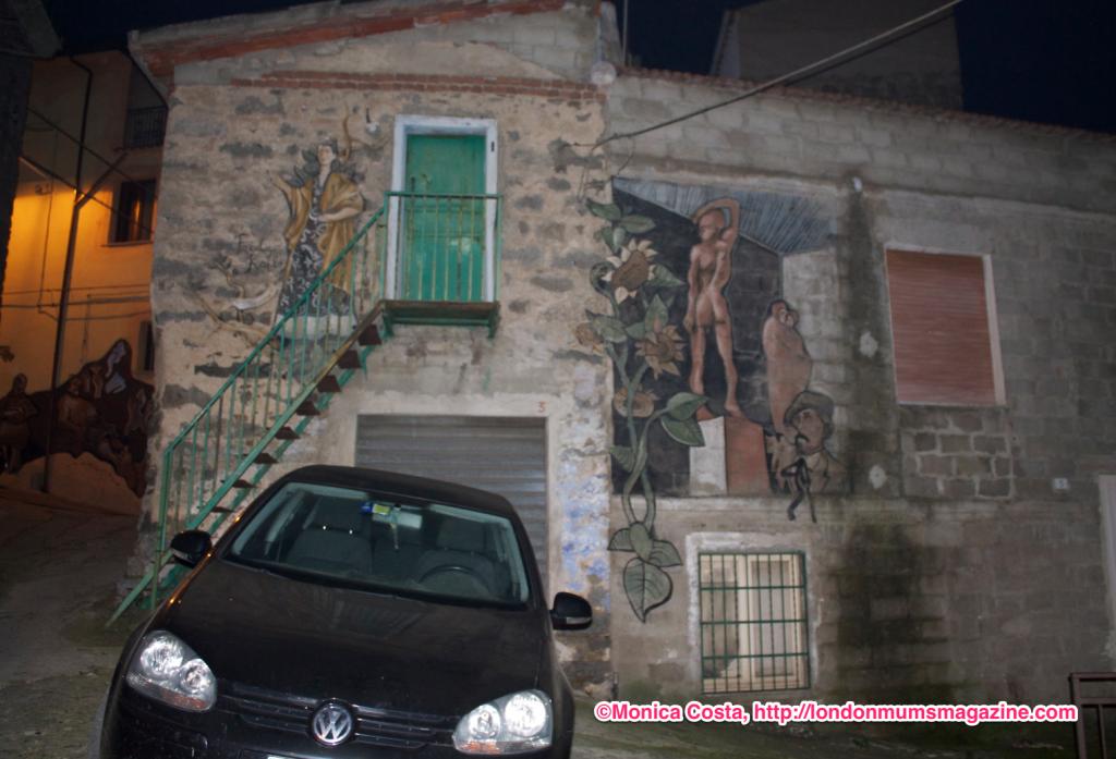 Orgosolo murales Sardinia travel with kids London Mums magazine 13