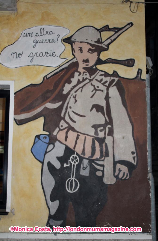 Orgosolo murales Sardinia travel with kids London Mums magazine 14