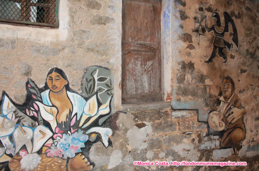 Orgosolo murales Sardinia travel with kids London Mums magazine 18