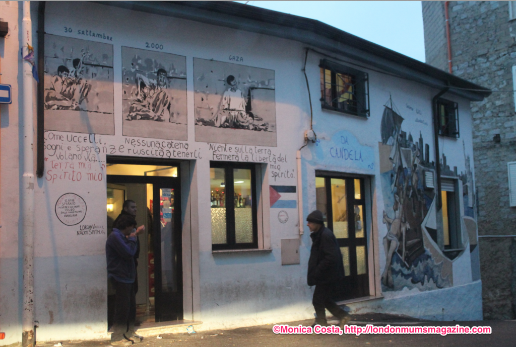 Orgosolo murales Sardinia travel with kids London Mums magazine 22