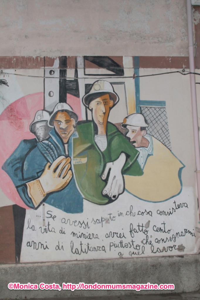 Orgosolo murales Sardinia travel with kids London Mums magazine 32