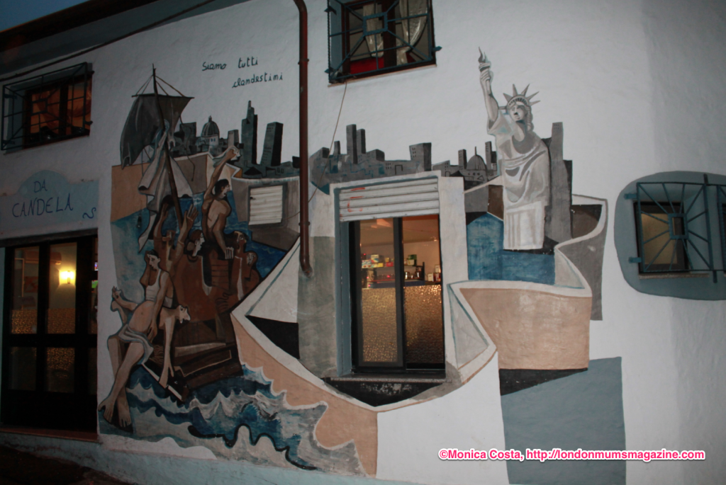 Orgosolo murales Sardinia travel with kids London Mums magazine 34