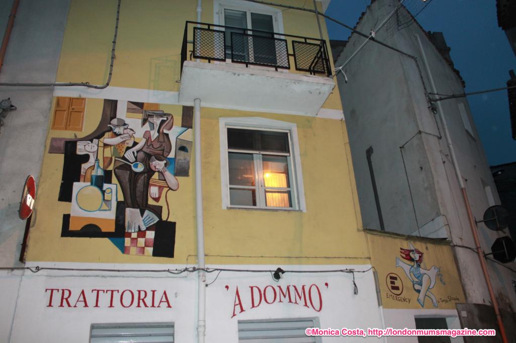 Orgosolo murales Sardinia travel with kids London Mums magazine 40