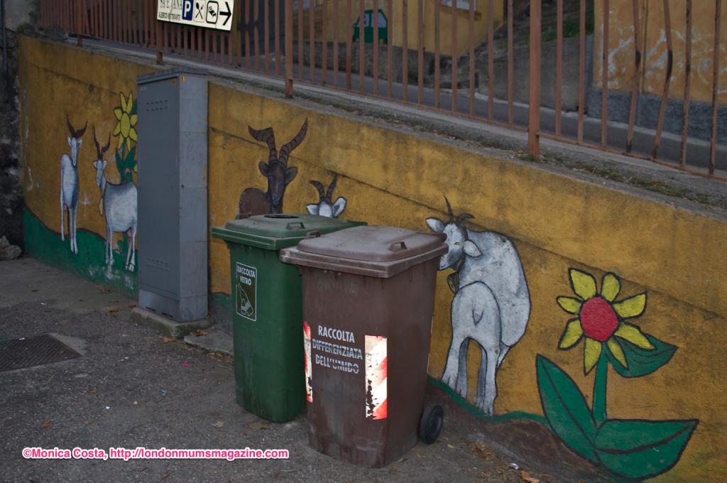 Orgosolo murales Sardinia travel with kids London Mums magazine 45