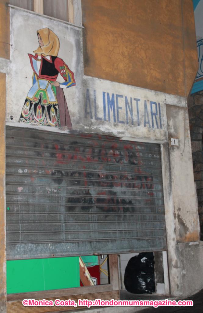 Orgosolo murales Sardinia travel with kids London Mums magazine 5