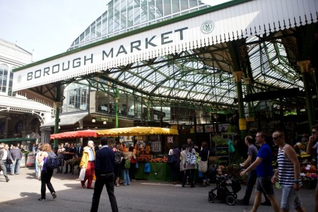 Borough Market marks 1,000 years