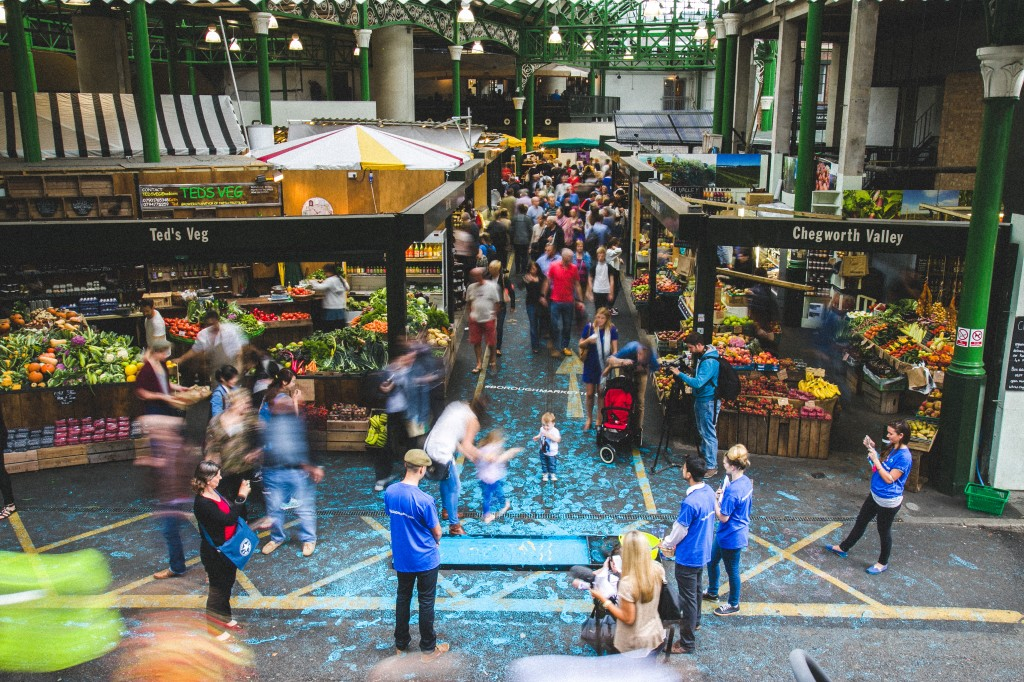Borough Market overview