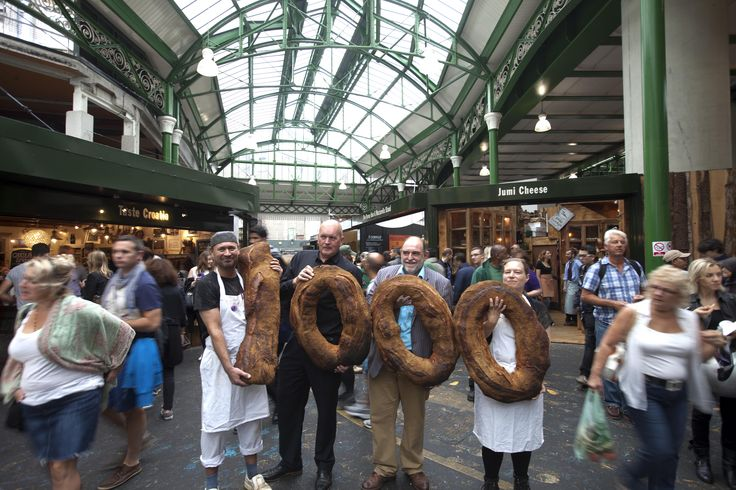 Credit Dave Parry:Borough Market