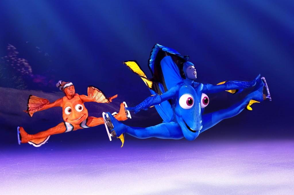 Marlin & Dory Finding Nemo