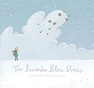 The Lavender Blue Dress book  Review