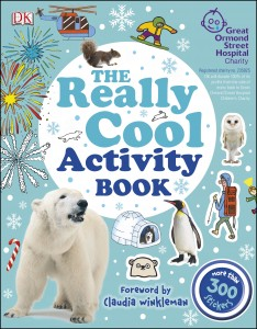 The Really Cool Activity Book by DK £4.99