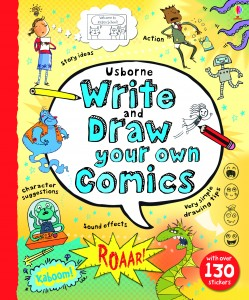 20 Write and Draw Your Own Comics