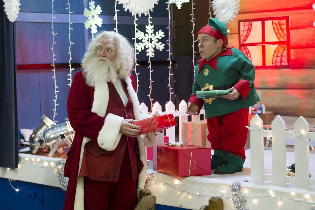 Christmas family comedy Get Santa_Film Still_Image