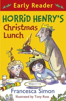Horrid henry christmas lunch book