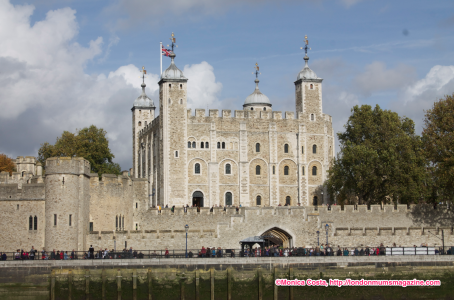 London Mums magazine the tower of london