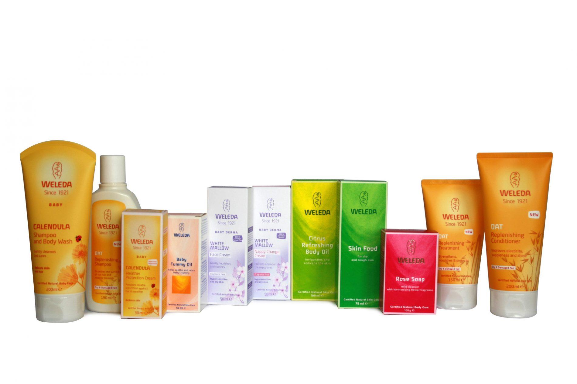 30ml Brilliant Weleda Baby Calendula Weather Protection Cream Pack Of 2