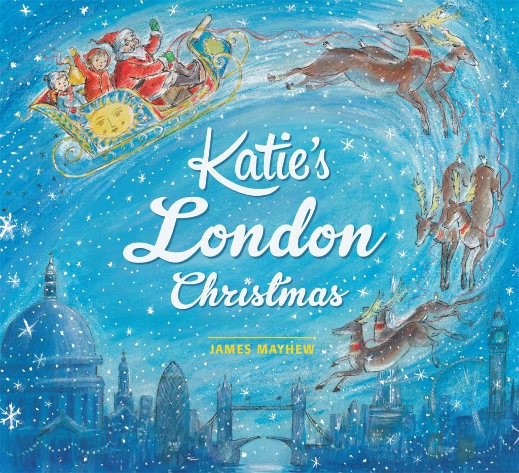 book katie's london christmas