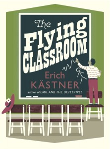 book the flying classroom