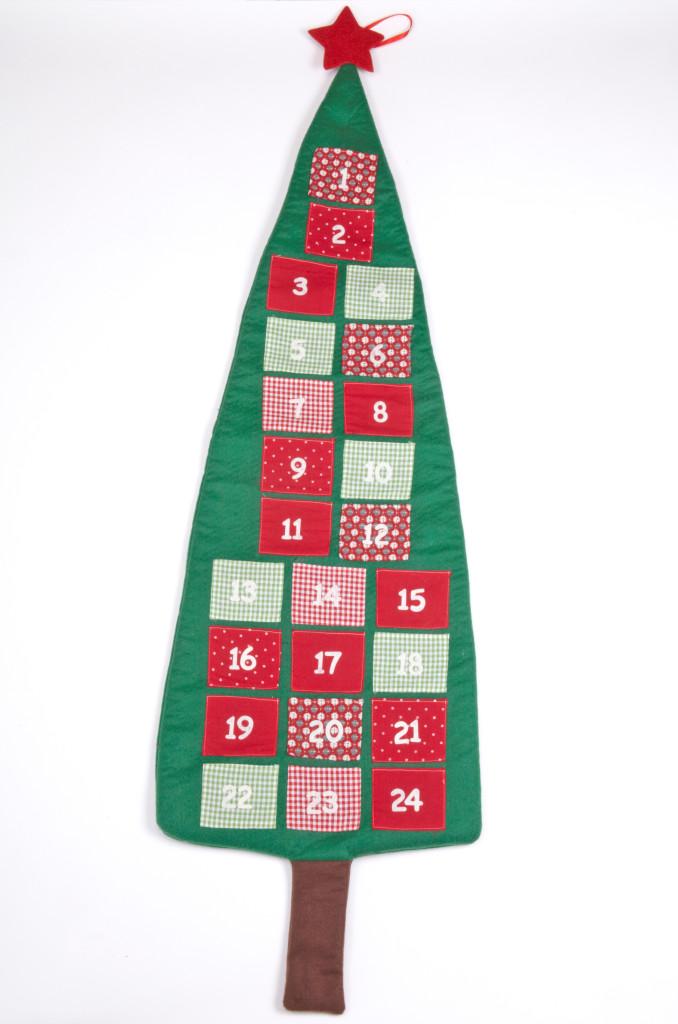 advent calendar born gifted