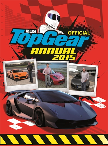 book Top Gear 2015 annual