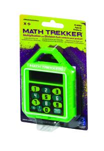 make homework fun Math Trekker box