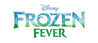 disney frozen fever logo