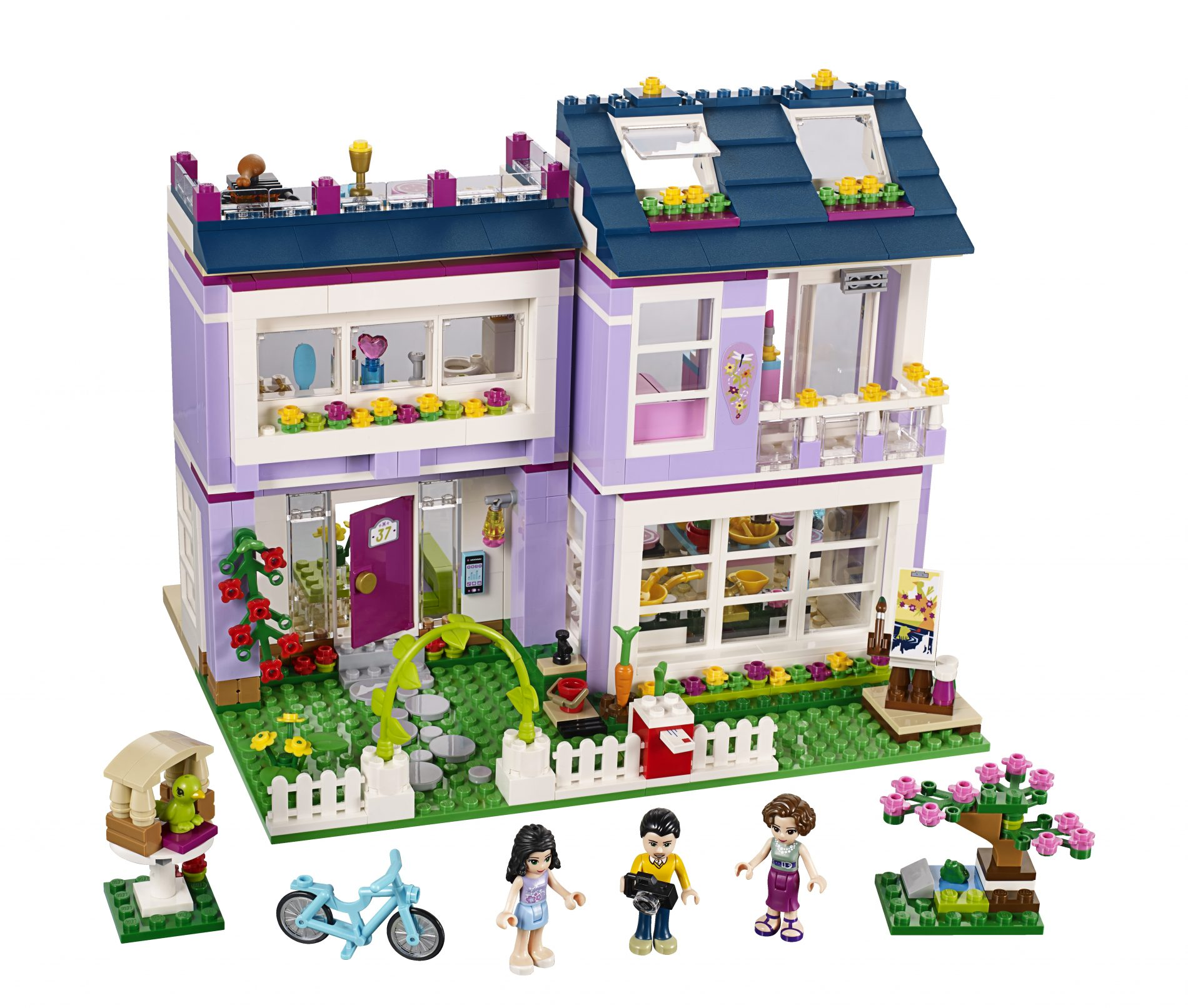 Win lego friends
