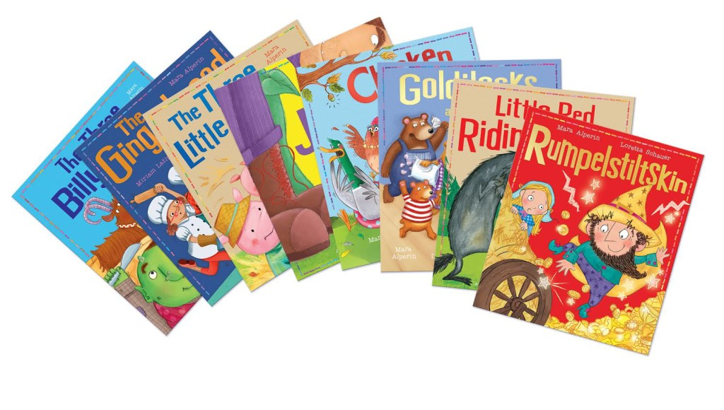Little Tiger's My First Fairy Tales books competition