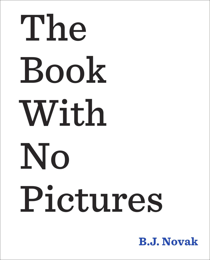 The Book With No Pictures jacket image
