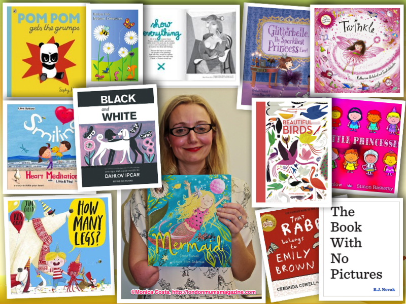 Children's picture books - Spring 2015 Overview collage