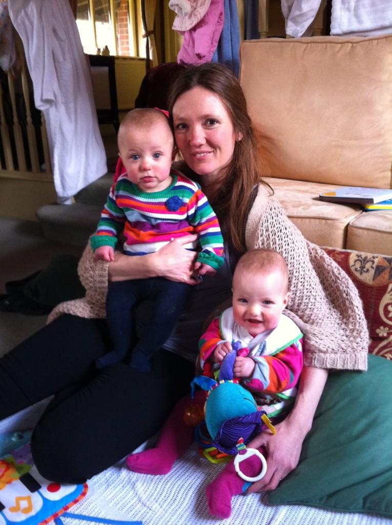 Digital Mum Emma Sayce, 38